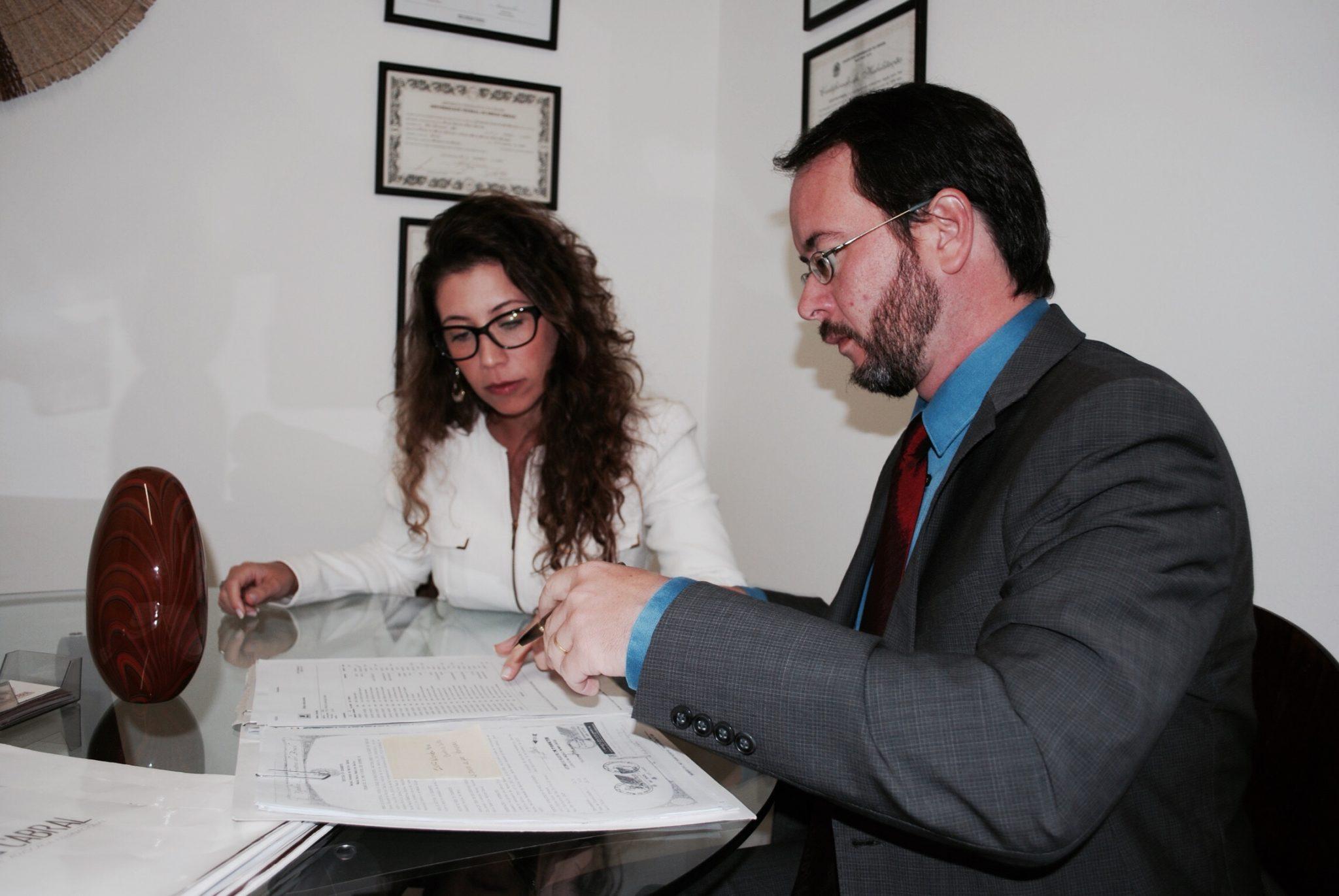 Dr. Sergio Botinha e Dra. Manuella Cabral