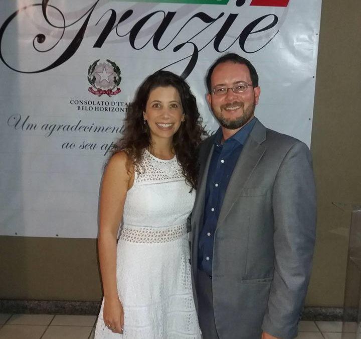 Grazie Moment – Italian Consulate